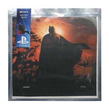 اسکین PS4 slim سونی طرح بتمن افقی - 1