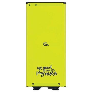 باتری ال جی G5 مدل Bl-42D1F ظرفیت 2800 میلی آمپر ساعت - 1