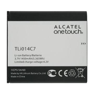 باتری اورجینال آلکاتل Pixi First مدل TLi014C7 ظرفیت 1450 میلی آمپر ساعت -1