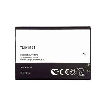 باتری اورجینال آلکاتل Pop C7 مدل TLi019B1 ظرفیت 1900 میلی آمپر ساعت