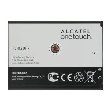 باتری اورجینال آلکاتل TLi020F7 ظرفیت 2000 میلی آمپر ساعت -1