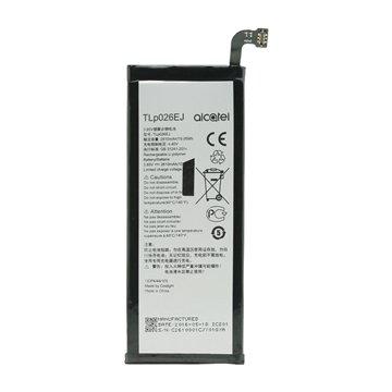 باتری اورجینال آلکاتل TLp026EJ ظرفیت 2610 میلی آمپر ساعت-1