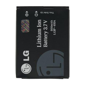 باتری اورجینال ال جی LGIP-410A ظرفیت 800 میلی آمپر ساعت -1