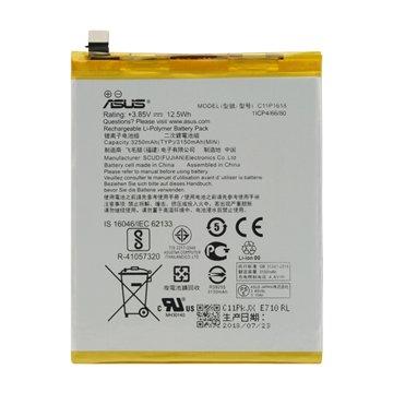 باتری اورجینال ایسوس Zenfone 4 ZE554KL مدل C11P1618 ظرفیت 3250 میلی آمپر ساعت-1