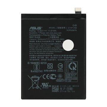 باتری اورجینال ایسوس Zenfone Live L1 ZA550KL مدل C11P1709 ظرفیت 3040 میلی آمپر ساعت-1