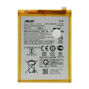 باتری اورجینال ایسوس Zenfone Max (M1) ZB555KL مدل C11P1707 ظرفیت 4040 میلی آمپر ساعت-1