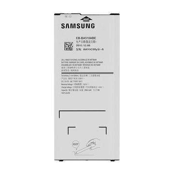 باتری اورجینال سامسونگ گلکسی A5 2016 مدل EB-BA510ABE ظرفیت 2900 میلی آمپر ساعت - 1