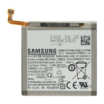 باتری اورجینال سامسونگ گلکسی A80 مدل EB-BA905ABU ظرفیت 3700 میلی آمپر ساعت-1