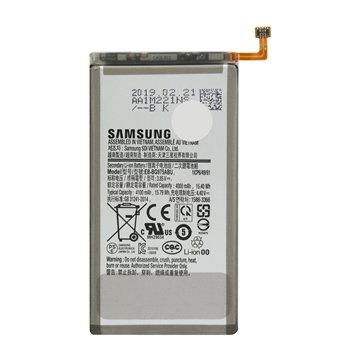 باتری اورجینال سامسونگ گلکسی S10 پلاس مدل EB-BG975ABU ظرفیت 4100 میلی آمپر ساعت-1
