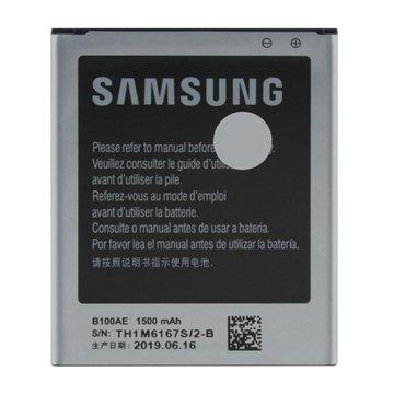 باتری اورجینال سامسونگ B100AE ظرفیت 1500 میلی آمپر ساعت-1