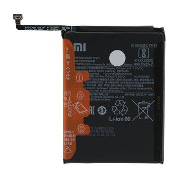 باتری اورجینال شیائومی BN51 ظرفیت 5000 میلی آمپر ساعت