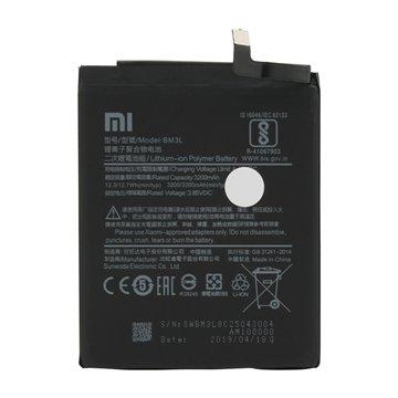 باتری اورجینال شیائومی Mi 9 مدل BM3L ظرفیت 3300 میلی آمپر ساعت-1
