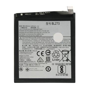 باتری اورجینال لنوو K8 Plus مدل BL273 ظرفیت 4000 میلی آمپر ساعت-1