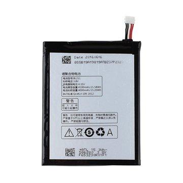 باتری لنوو P780 مدل BL211 ظرفیت 4000 میلی آمپر ساعت - 1