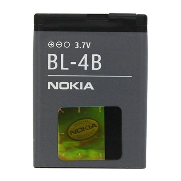 باتری نوکیا BL-4B ظرفیت 700 میلی آمپر ساعت - 1
