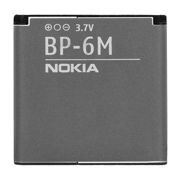 باتری نوکیا BP-6M ظرفیت 1100 میلی آمپر ساعت - 1