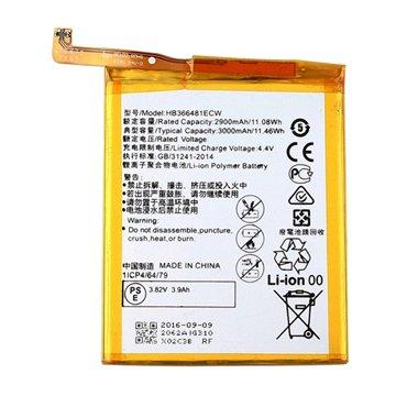 باتری هواوی HB366481ECW ظرفیت 3000 میلی آمپر ساعت - 1