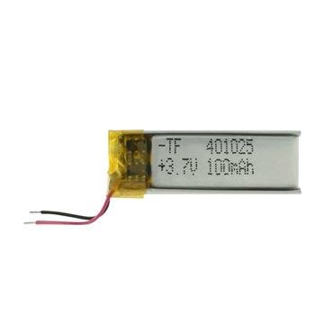 باتری 3.7 ولت پی نت ظرفیت 100 میلی آمپر ساعت -1