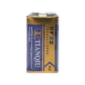 باتری 9 ولت تیان کیو مدل 6F22 - 1