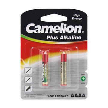 باتری AAAA کملیون مدل Plus Alkaline LR61 بسته 2 عددی - 1