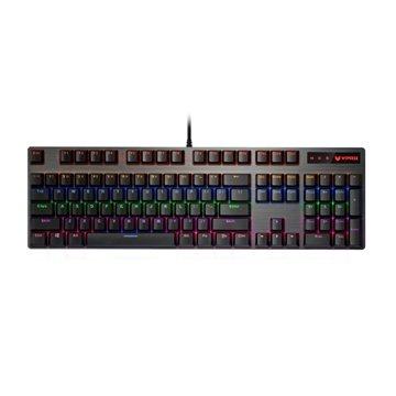خرید کیبورد گیمینگ (کیبورد مخصوص بازی) رپو مدل V500 Pro - 1 از پلازا