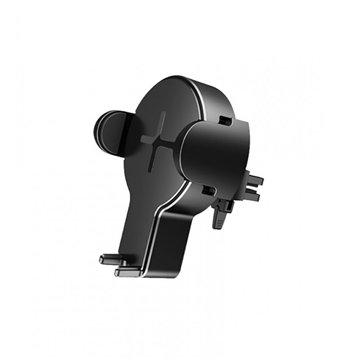 شارژر بی سیم و پایه نگهدارنده راک مدل W2 - 1