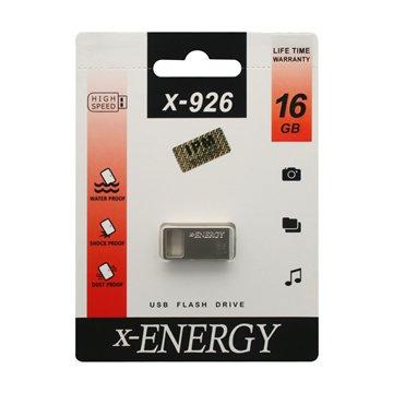 فلش مموری ایکس انرژی مدل X-926 ظرفیت 16 گیگابایت - 1