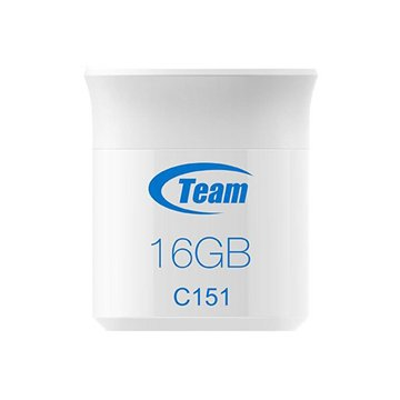 فلش مموری تیم مدل C151 ظرفیت 16 گیگابایت - 1