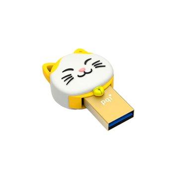فلش مموری OTG USB 3.0 پی کیو آی مدل Connect 303 ظرفیت 32 گیگابایت - 1
