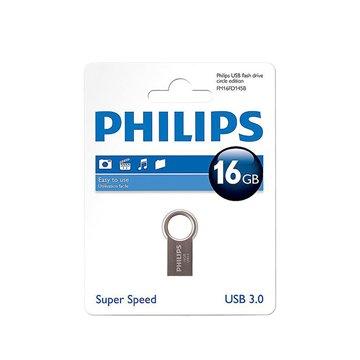 فلش مموری USB 3.0 فیلیپس مدل Circle ظرفیت 16 گیگابایت - 1