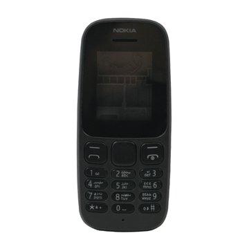 قاب و شاسی موبایل نوکیا مدل 2017 105 دو سیم کارت - 1