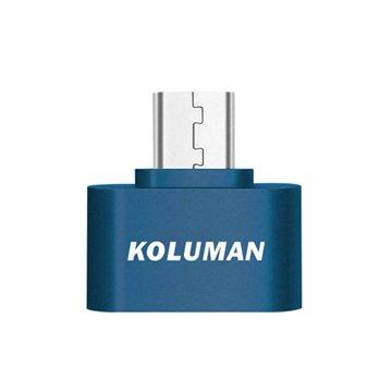 مبدل USB به MicroUSB کلومن مدل K-OTO4 -1