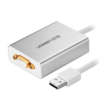 مبدل USB 2.0 به VGA یوگرین مدل 40244 - 1