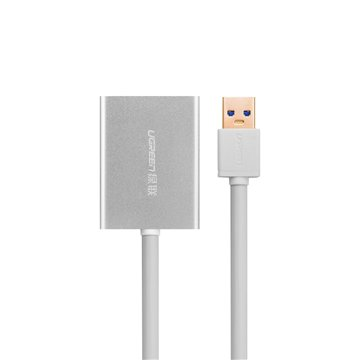مبدل USB 3.0 به HDMI یوگرین مدل 40229 طول 1 متر - 1