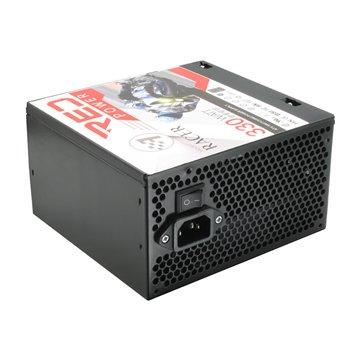 منبع تغذیه کامپیوتر RED مدل Racer 330W -1