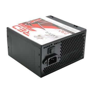 منبع تغذیه کامپیوتر RED مدل Raider 230W -1