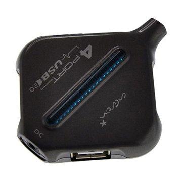 هاب اورجینال 4 پورت USB 2.0 بیاند مدل UH97 - 1