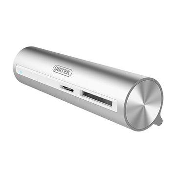 هاب 3 پورت USB 3.1 یونیتک مدل Y-3094 - 1