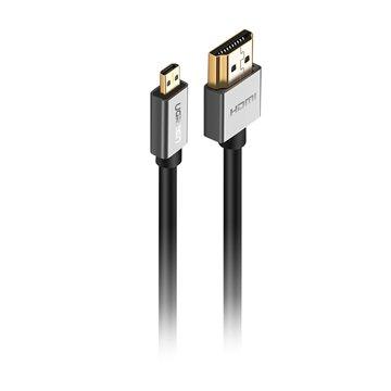 کابل تبدیل Micro HDMI به HDMI یوگرین مدل HD109 طول 2 متر - 1