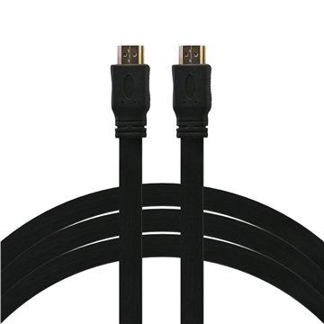 کابل HDMI فلت پی نت طول 3 متر - 1