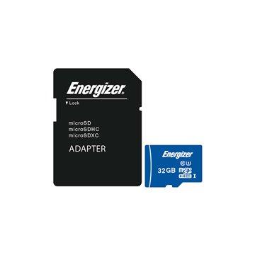 کارت حافظه Micro SDHC انرجایزر مدل Ultimate استاندارد UHS-I U3 ظرفیت 32 گیگابایت کلاس 10 - 1