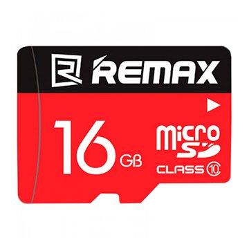 کارت حافظه Micro SDHC ریمکس ظرفیت 16 گیگابایت کلاس 10 - 1