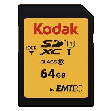 کارت حافظه SDXC کداک استاندارد UHS-I U1 ظرفیت 64 گیگابایت کلاس 10 - 1