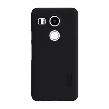 کاور نیلکین مدل Super Frosted Shield ال جی Nexus 5X - 1