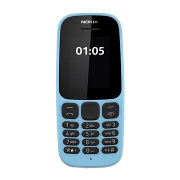 گوشی موبایل نوکیا مدل 105 2017 دو سیم کارت - 1