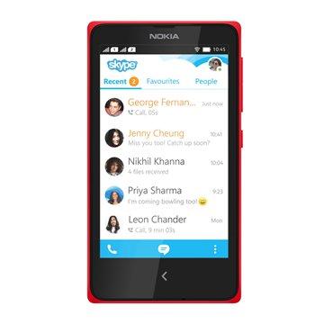 گوشی موبایل نوکیا مدل X دو سیم کارت ظرفیت 4 گیگابایت - 1