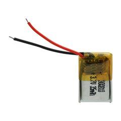 باتری 3.7 ولت اورجینال مدل 300810 ظرفیت 35 میلی آمپر ساعت-1