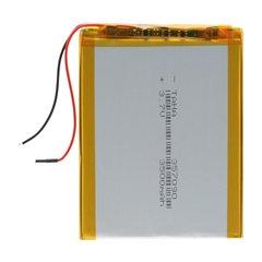 باتری 3.7 ولت مدل 357090 ظرفیت 3500 میلی آمپر ساعت