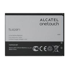 باتری اورجینال آلکاتل TLi020F1 ظرفیت 2000 میلی آمپر ساعت-1