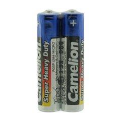 باتری نیم قلمی کملیون مدل R03P ظرفیت 600 میلی آمپر ساعت بسته 2 عددی - 1
